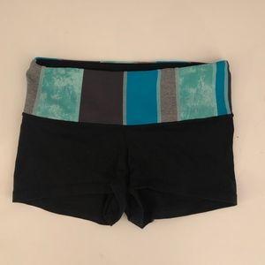 Lululemon Athletica Reversible Boogie Shorts